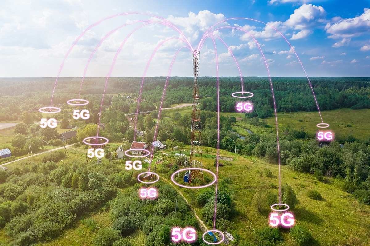 DISH Wireless 5G in rural areas